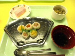 きざみ寿司